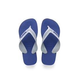havaianas Max Sandals Children blue